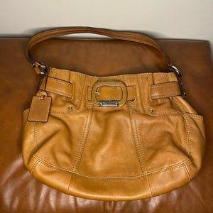 Tignanello Genuine Leather Shoulder Purse